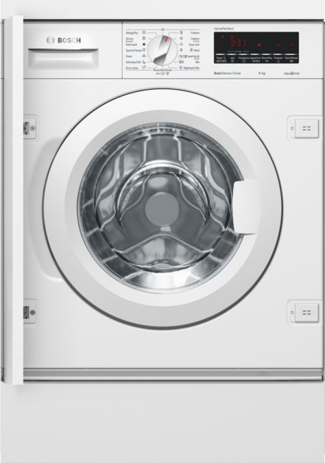 Lave-linge encastrable